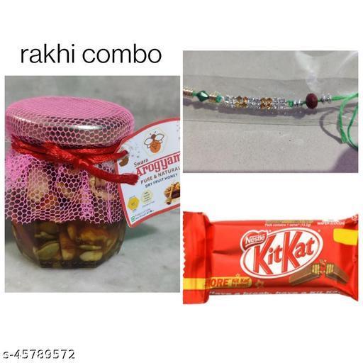 Twinkling Fancy Rakhi