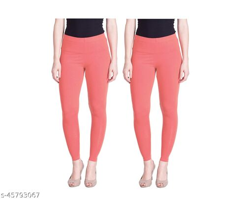 Vardhan Legging Set of 2 Color  BlushFree Size
