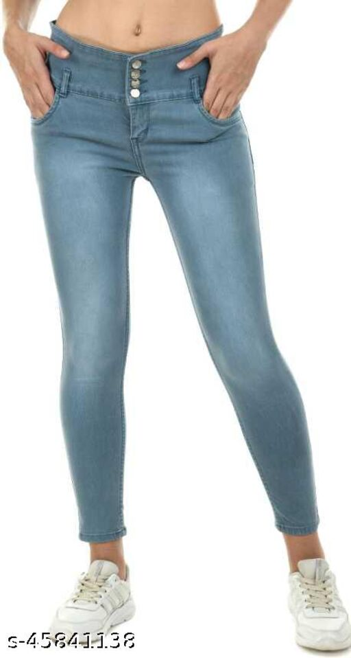 slim fit  jeans for woman
