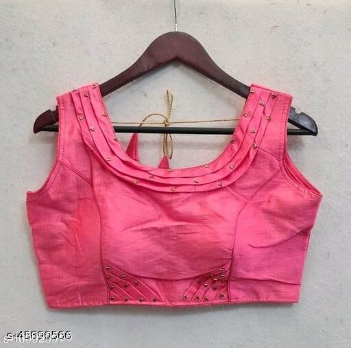 STICHED ALTERABLE READYMADE BLOUSE FREE SIZE