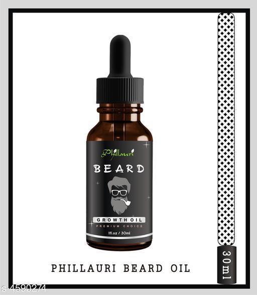 Phillauri Beard Oil