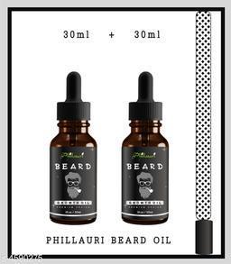 Phillauri Beard Oil (Pack Of 2)