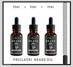 Phillauri Beard Oil (Pack Of 3)