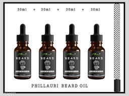 Phillauri Beard Oil (Pack Of 4)