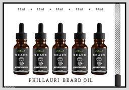 Phillauri Beard Oil (Pack Of 5)