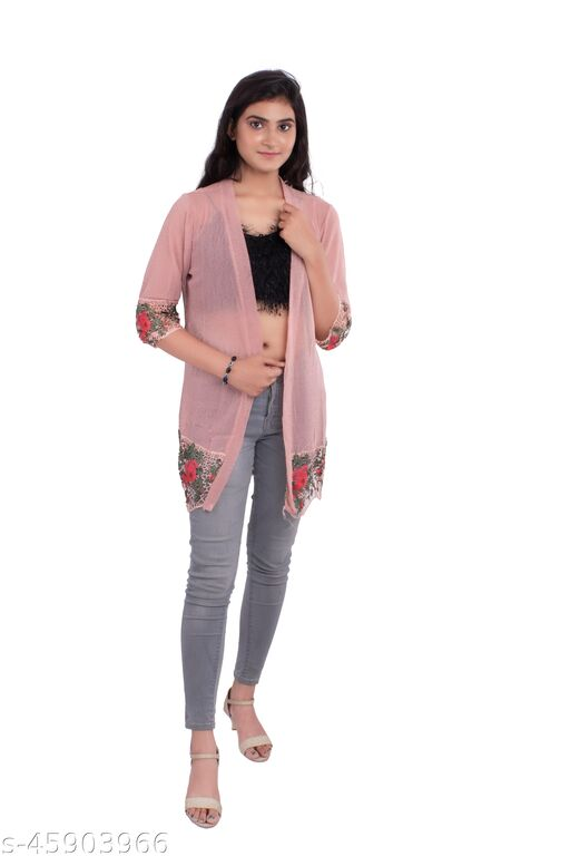 Urbane Fashionista Women Capes, Shrugs & Ponchos