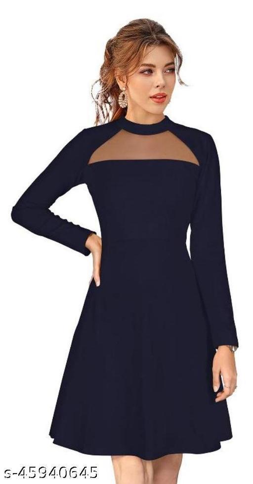 Classic Modern Women Dresses