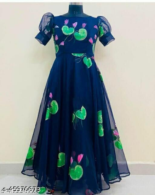 Trendy Fashionable Women gown