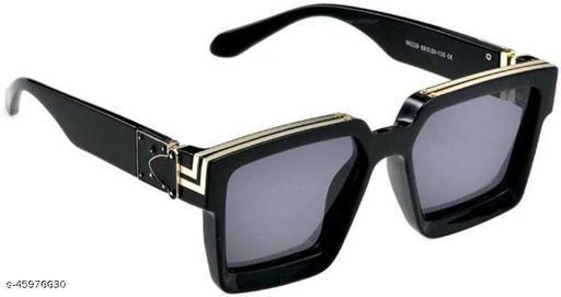 Poloshades Black Men Oversize Sunglasses