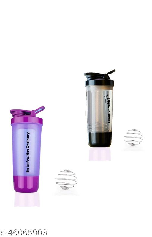Graceful Water Bottle smooth shaker