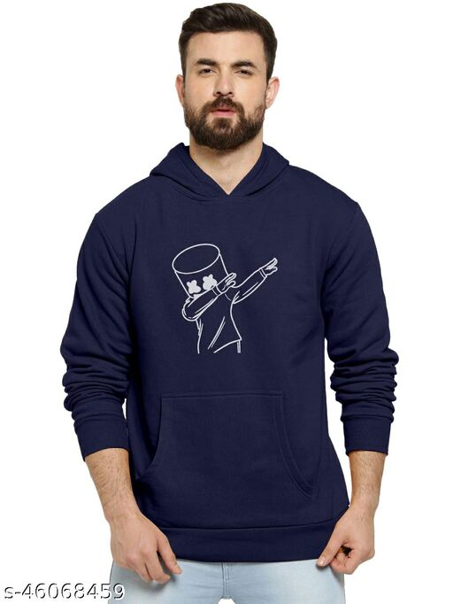 Pretty Elegant Men Sweatshirts