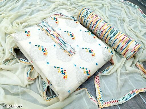 Aishani Alluring Salwar Suits & Dress Materials-B