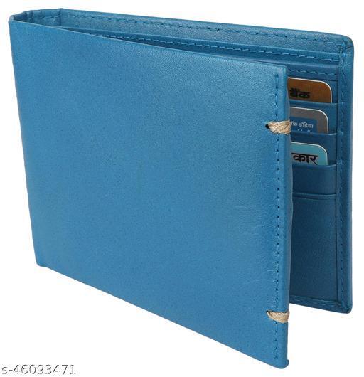 Genuine Leather Men Women RFID Wallet 3b0b1b8