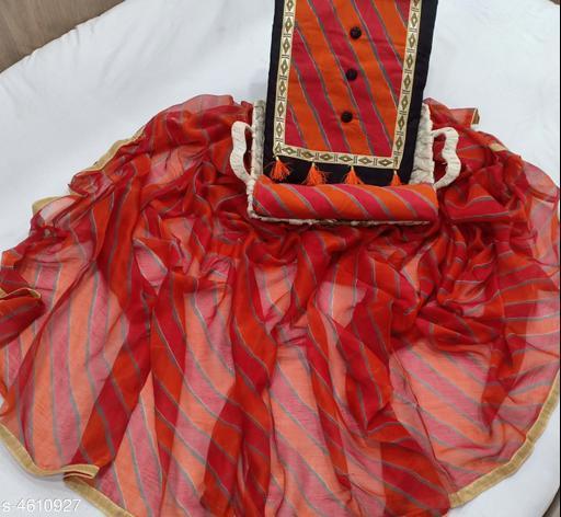 Trendy Cotton Suits & Dress Material