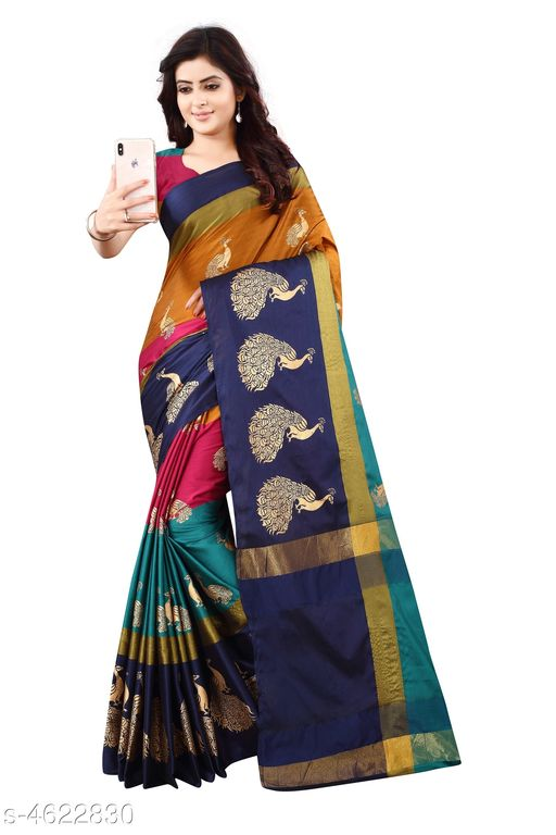 Trendy Classy Women's Saree