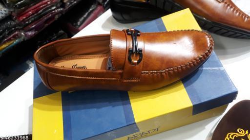 Modern Trendy Men Loafer Shoes