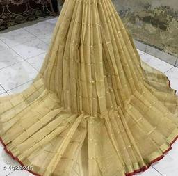 rendy Doriya Cotton Sarees