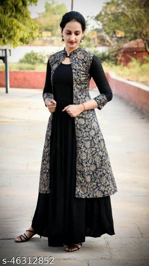 SS DESIGNS TRENDY WOMENS GOWN