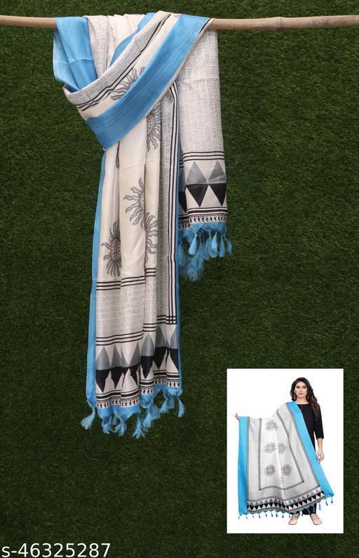 Beautiful Traditional Dupatta For Womens