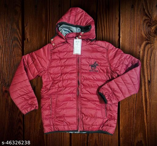 TRENDZ ROVER FANCY FASIONABLE MENS FLUFFY WINTER JACKET