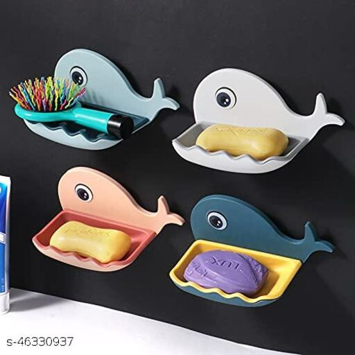 fish soap dish pack of 2