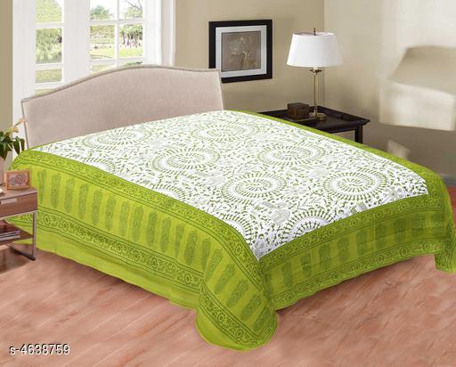 New Trendy Cotton 90 in x 63 in Bedsheets Vol 2
