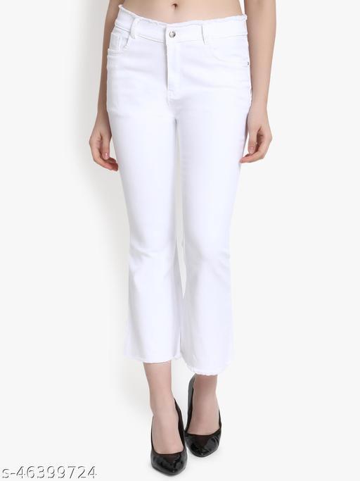 Trendy Glamorous Women Jeans