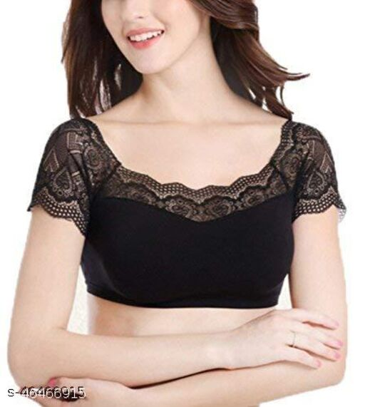 Women's Cotton Padded Bralette Bra