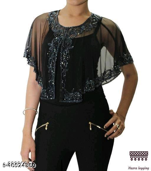 Classy Designer Women Capes, Shrugs & Ponchos