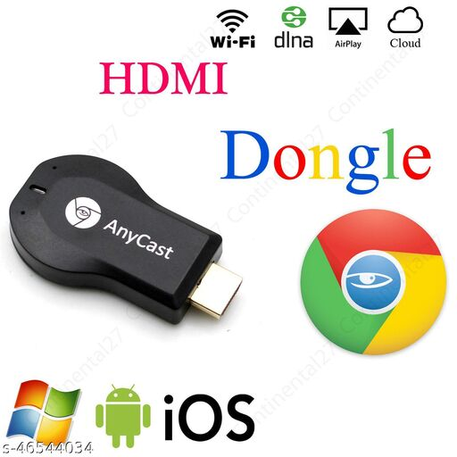 Anycast DLNA Airplay WiFi Display Miracast TV Dongle HDMI Multi-Display Air Mirror Mini Android TV Stick