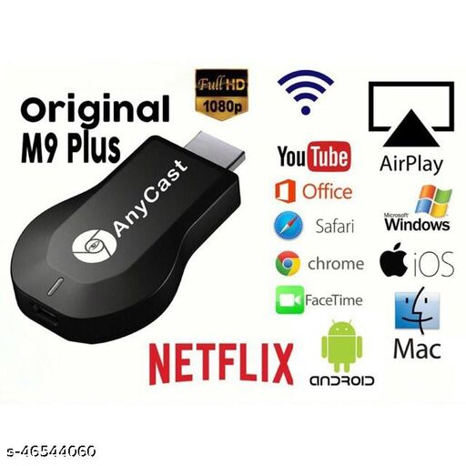 Anycast Wi-Fi Display TV Dongle Receiver Air Mirror DLNA Airplay Miracast Easy Sharing HDMI TV Stick For HDTV