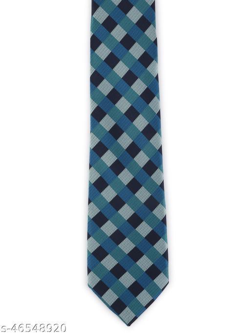 Calvadoss Premium checked broad Tie