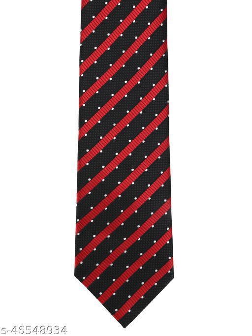 Calvadoss Premium Striped Design broad Tie