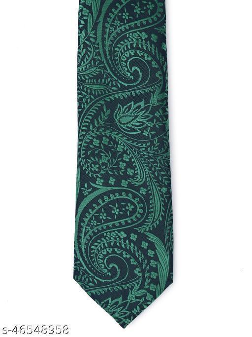 Calvadoss Premium Paisley Design Woven broad Tie