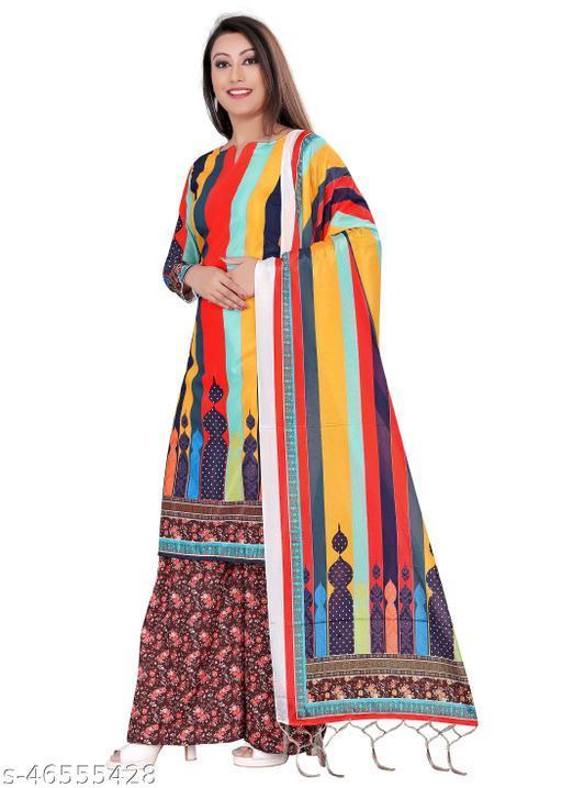 Aagam Petite Salwar Suits & Dress Materials