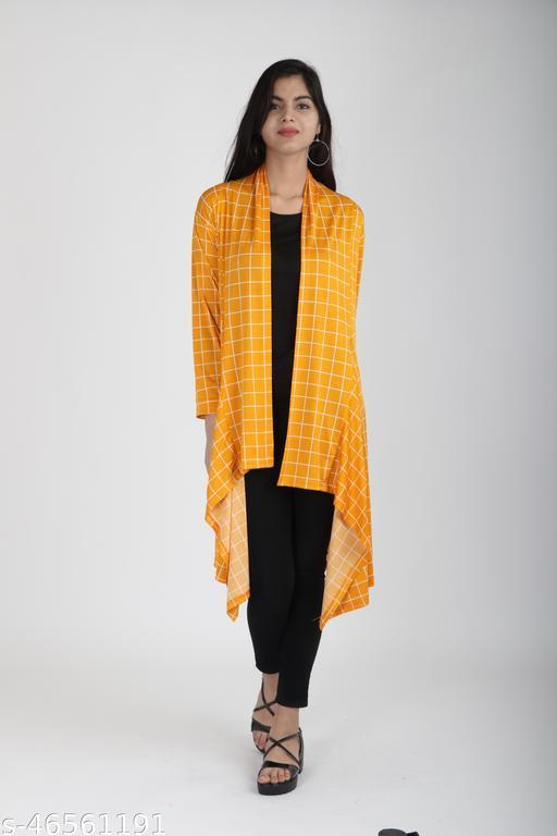 Classy Fashionable Women Capes, Shrugs & Ponchos