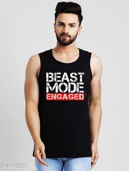 Trendy Attractive Men's Inner Vest