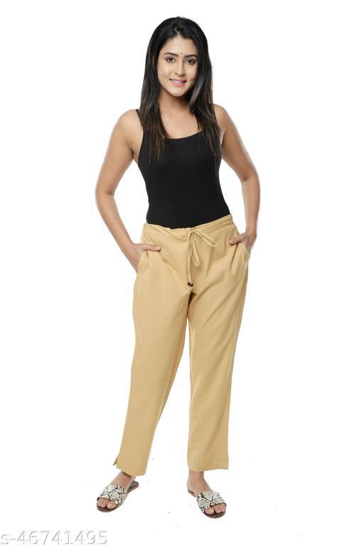 Stylish Sensational Women Women Trousers
