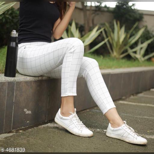 Stylish Unique Cotton Lycra Women's Pant