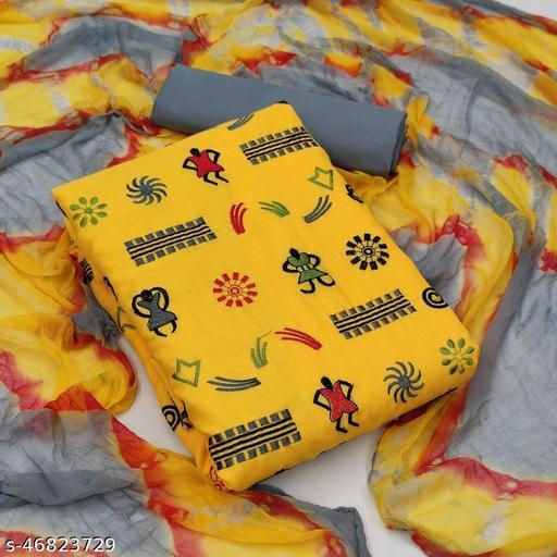 JEESHA ART semi stitched suits