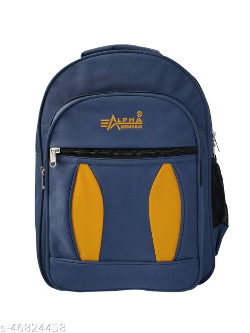 Latest and Stylish Casual Multipurpose School and Collage Bagpack for Boys Girls Kids Water Resistant Polyester for Men and Women For Office Laptop Bag