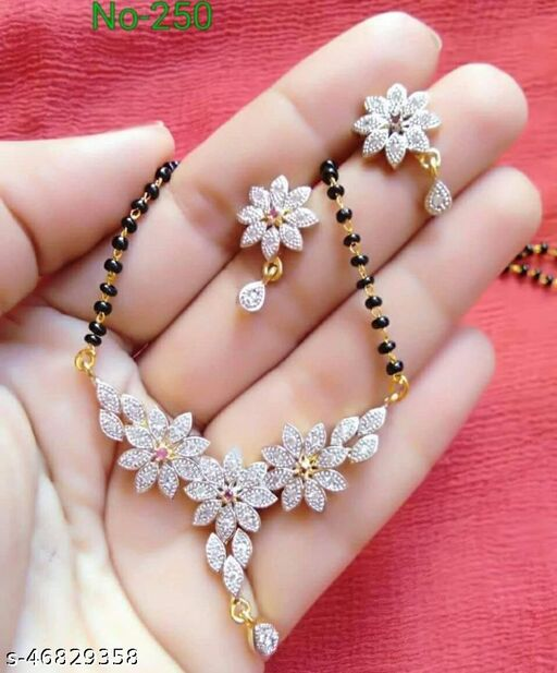 Princess Fancy jewellery set