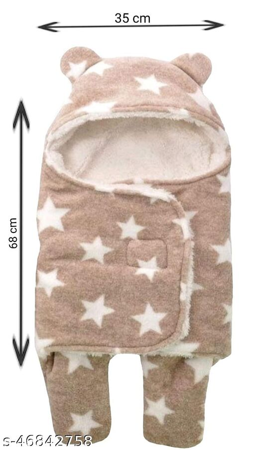 Comfy Modern Baby Blanket