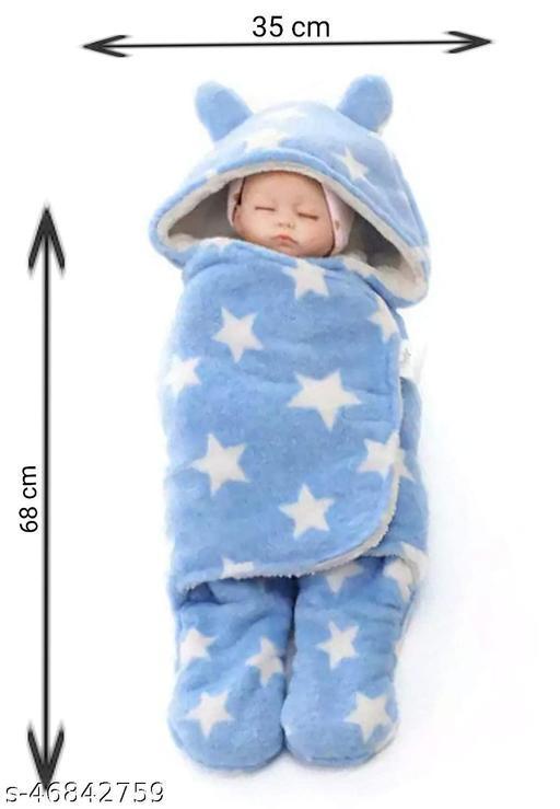 Trendy Fashionista Baby Blanket