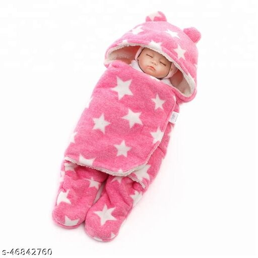 Fancy Elegant Baby Blanket