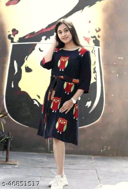 Urbane Sensational Women dress