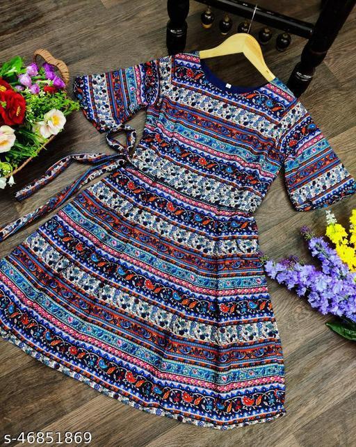 new western dress