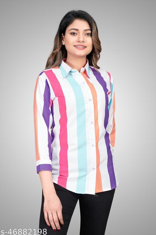 Classic Elegant Women Shirts