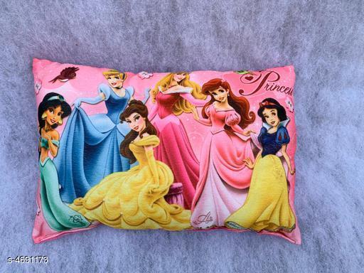 New Attractive Velvet Baby Pillow