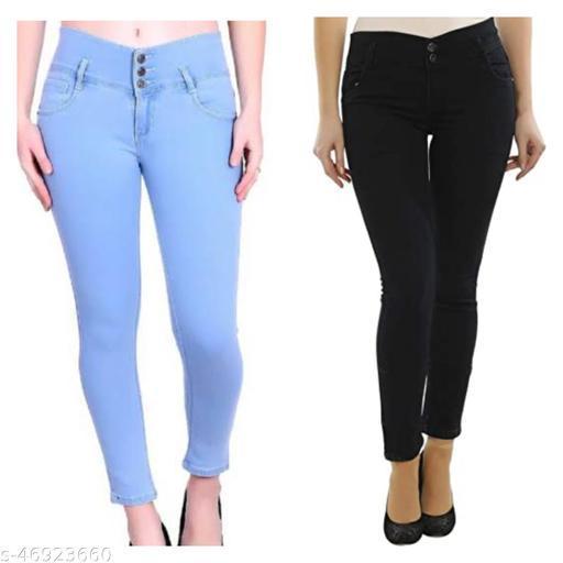 Classic Designer Women Jeans
